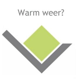 Aanleggen tijdens de warmte?!