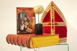 DVD sinterklaas en de gouden pendule