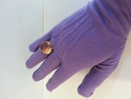 Sinterklaas Handschoenen Paars