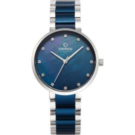 Obaku horloge V189LX CLSL1