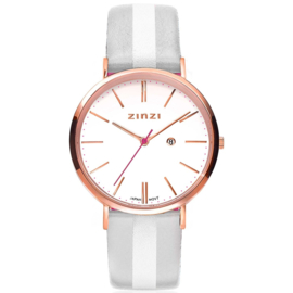 Zinzi horloge ZIW408GS - gratis armband