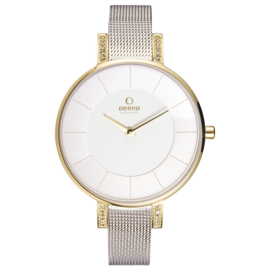 Obaku horloge V158LE GIMC