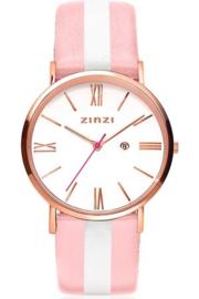 Zinzi horloge ZIW508RS - gratis armband