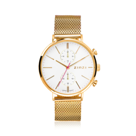 Zinzi horloge ZIW707M - gratis armband