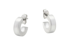 Clic aluminium oorbellen O31