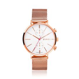 Zinzi horloge ZIW708M - gratis armband