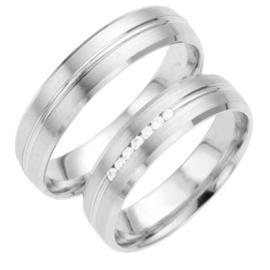 Zilveren relatieringen Alliance 1205