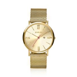Zinzi horloge ZIW510M - gratis armband