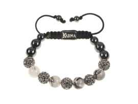 KARMA 31066 Spiral Silver Moon