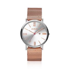 Zinzi horloge ZIW512MR - gratis armband