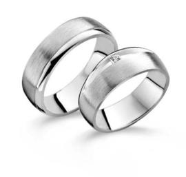 Zilveren relatieringen Alliance 6B.178