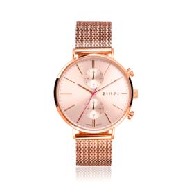 Zinzi horloge ZIW705M - gratis armband