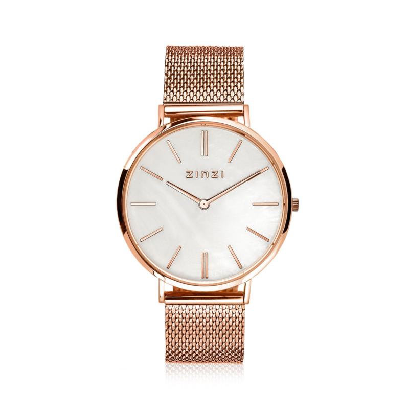Zinzi horloge ZIW418M - gratis armband