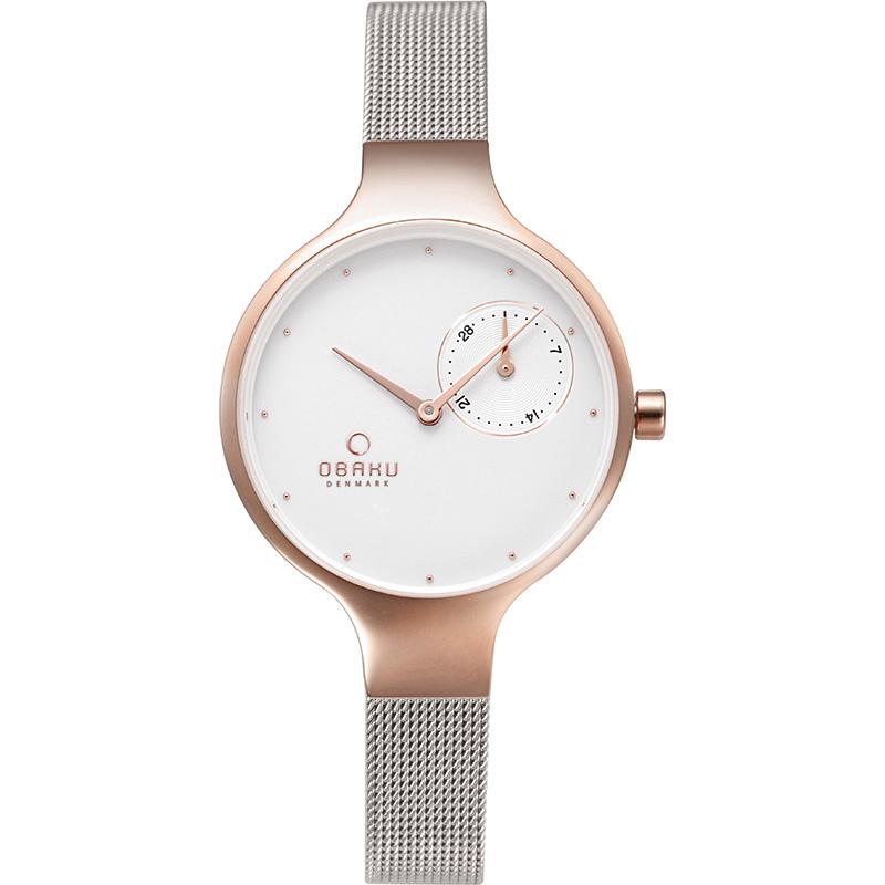 Obaku horloge V201LD VWMC
