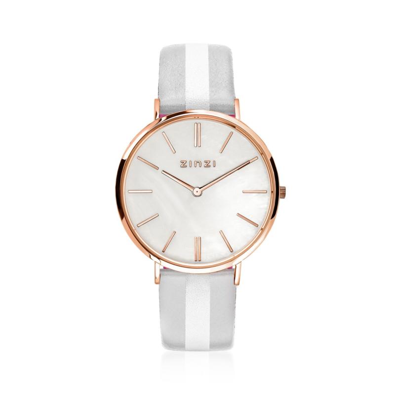 Zinzi horloge ZIW418GS - gratis armband