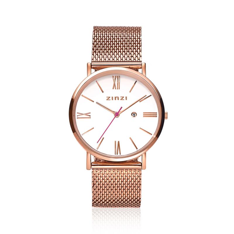 Zinzi horloge ZIW508M - gratis armband