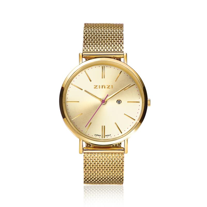 Zinzi horloge ZIW410M - gratis armband
