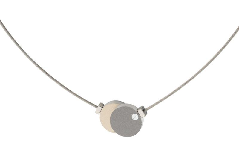 Clic aluminium collier C139G
