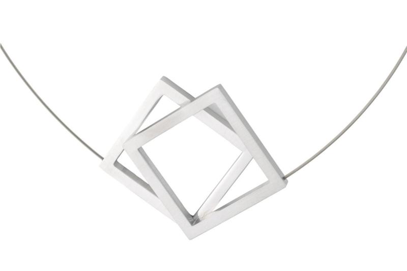 Clic aluminium collier C104
