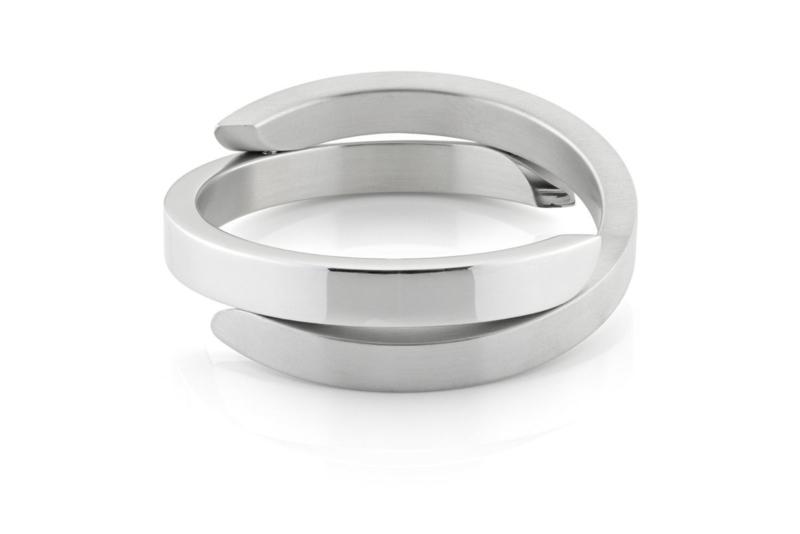 Clic aluminium armband A1