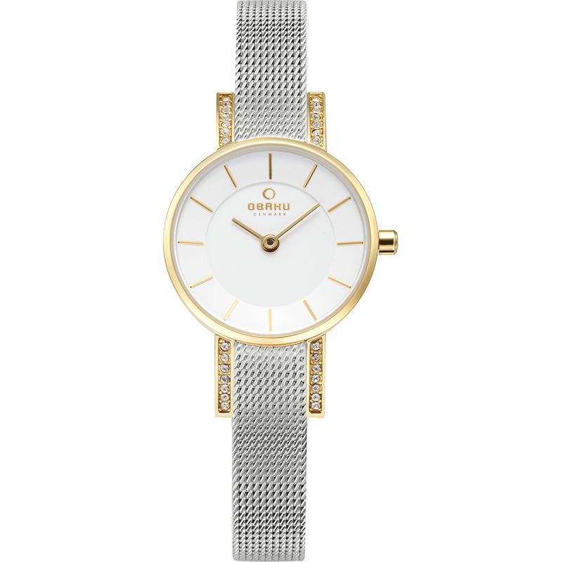 Obaku horloge V207LE GIMC
