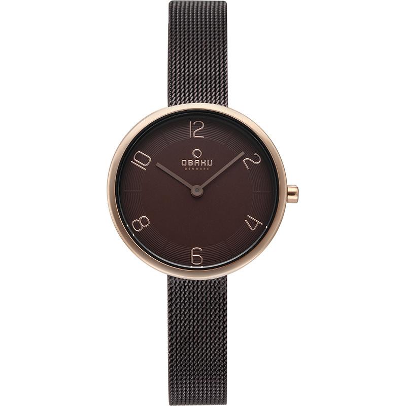 Obaku horloge V195LX VNMN