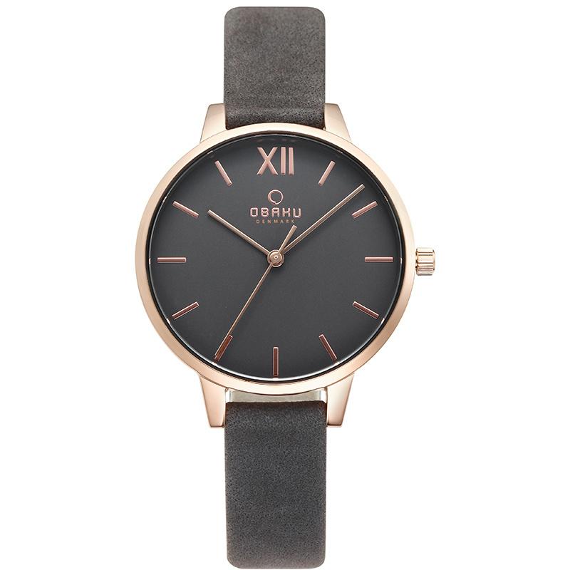 Obaku horloge V209LX VJRJ