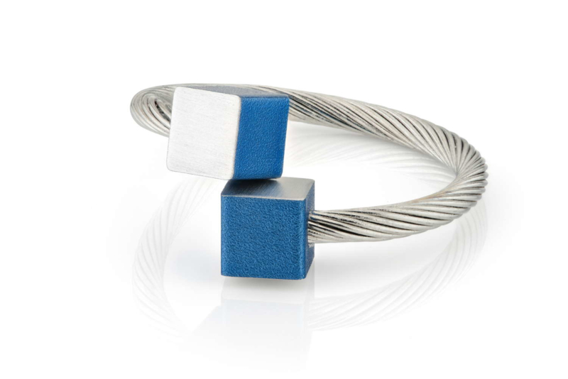 Clic aluminium ring R4B