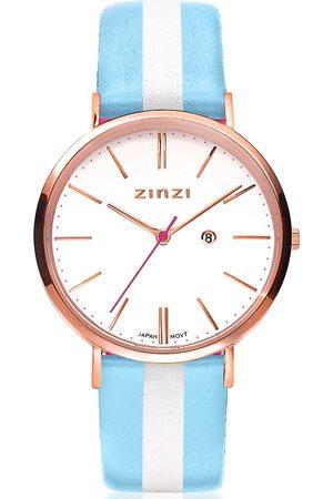 Zinzi horloge ZIW408BS - gratis armband
