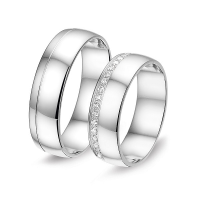 Zilveren relatieringen Alliance 6B.8680