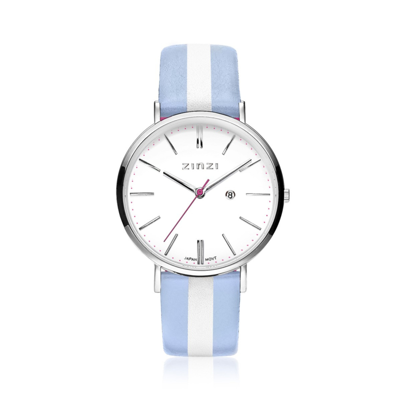 Zinzi horloge ZIW406BS - gratis armband