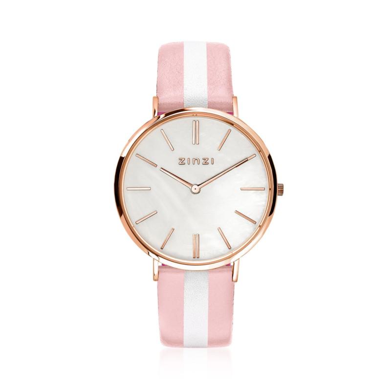 Zinzi horloge ZIW418RS - gratis armband