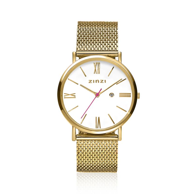Zinzi horloge ZIW507M - gratis armband