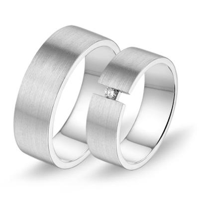 Zilveren relatieringen Alliance 1412