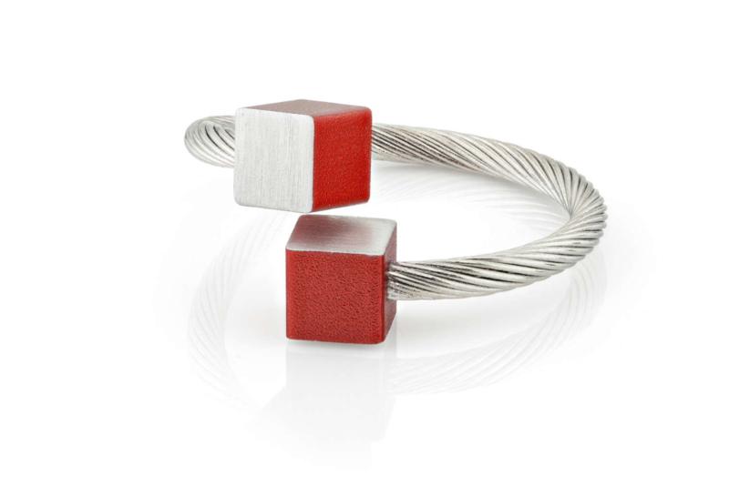 Clic aluminium ring R4R