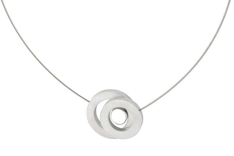 Clic aluminium collier C107
