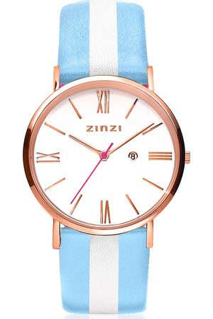 Zinzi horloge ZIW508BS - gratis armband