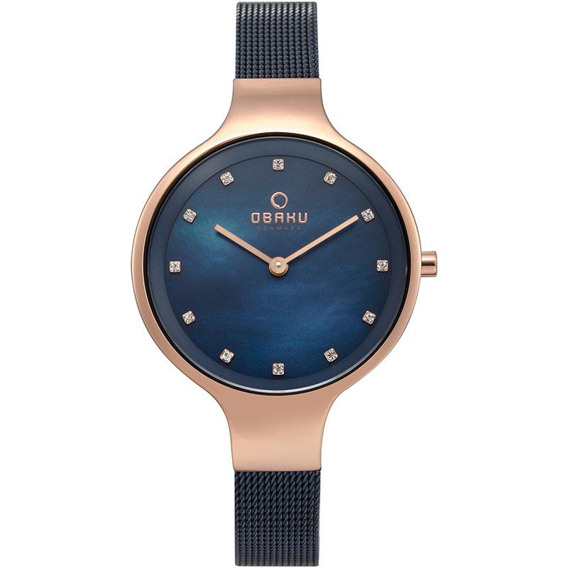 Obaku horloge V172LX VLML