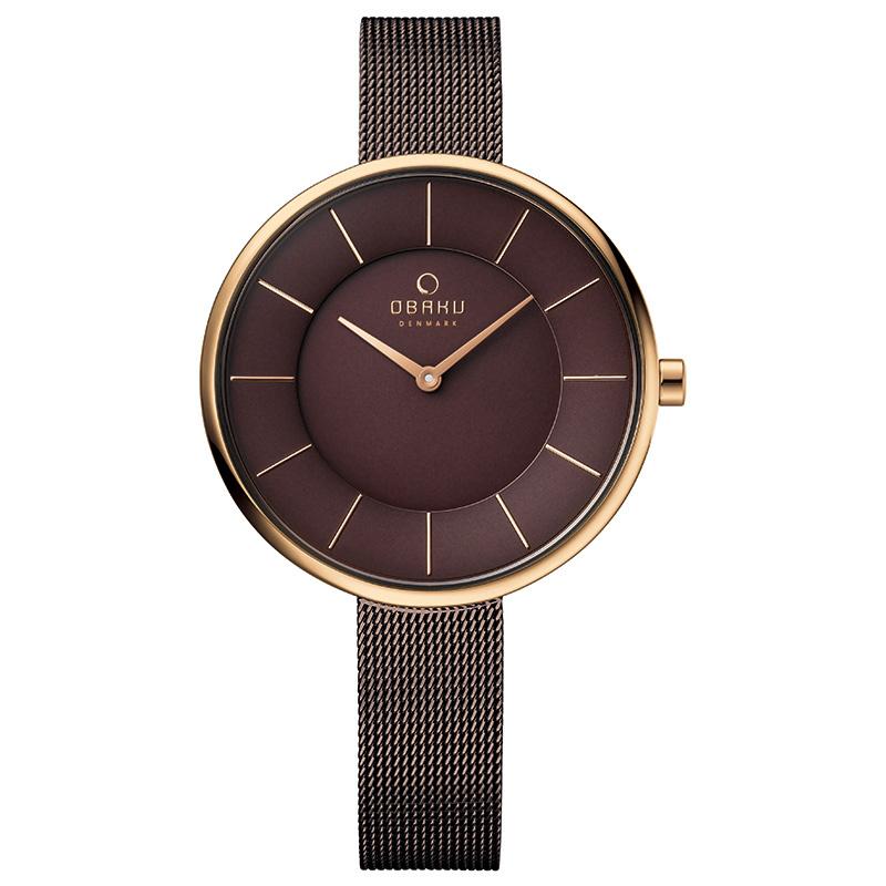 Obaku horloge V185LX VNMN
