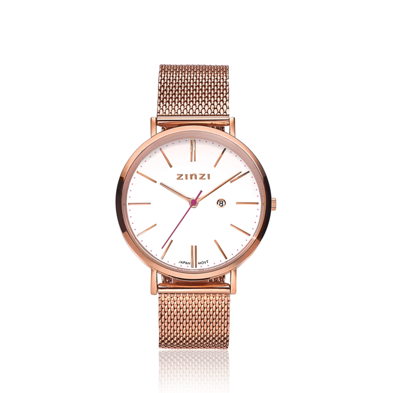 Zinzi horloge ZIW408M - gratis armband