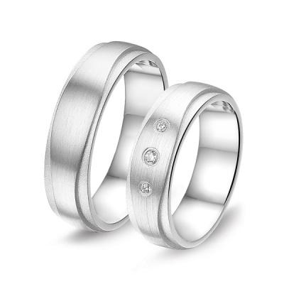 Zilveren relatieringen Alliance 6W.8609