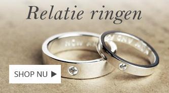 Relatie-ringen - SieraadHorloge.nl