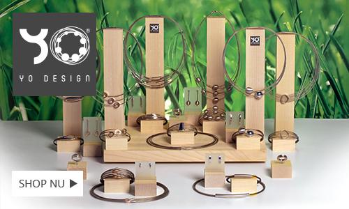 Yo-Design sieraden - SieraadHorloge.nl