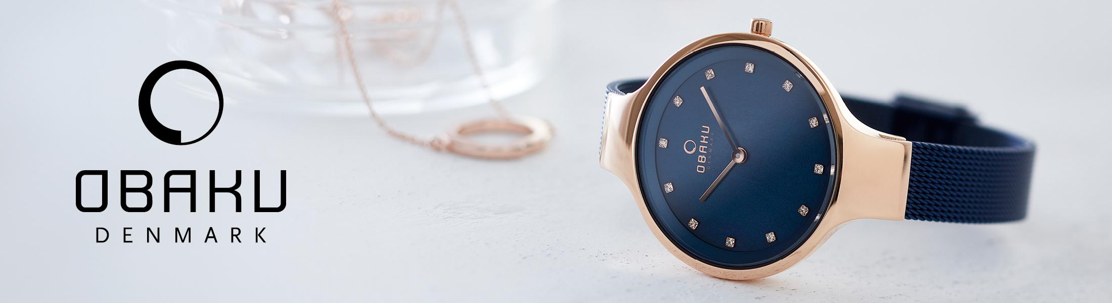 Obaku horloges