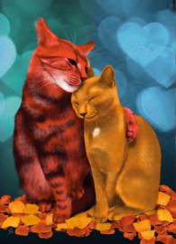 - Poezenkaarten Valentijn