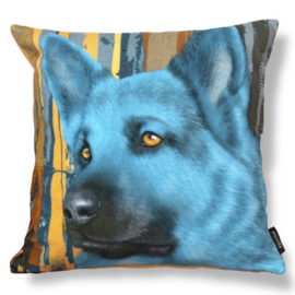 - Decorative pillows Dog
