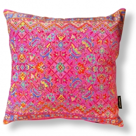 Sofa pillow Pink velvet cushion cover CANDY