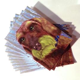 Sierkussen OLIVIER groen/bruin fluwelen kussenhoes