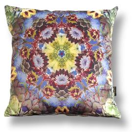 Cushion cover velvet ARTICHOKE