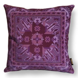 -Decorative pillows Violet